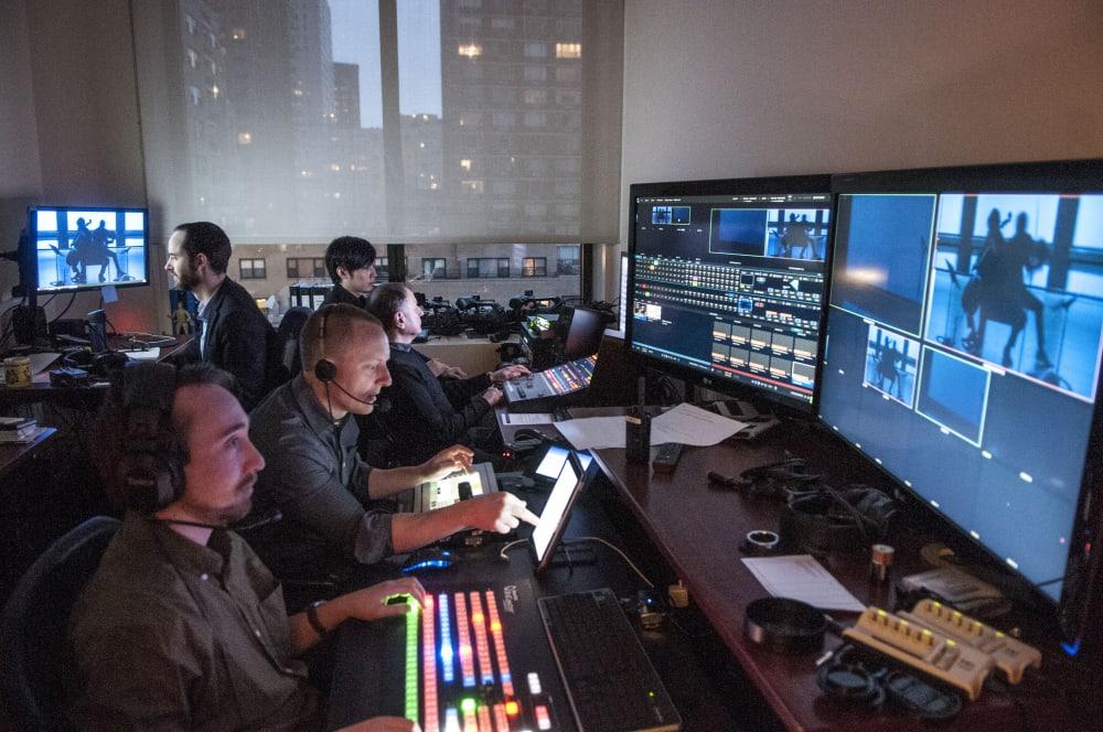 Livestream Control Room
