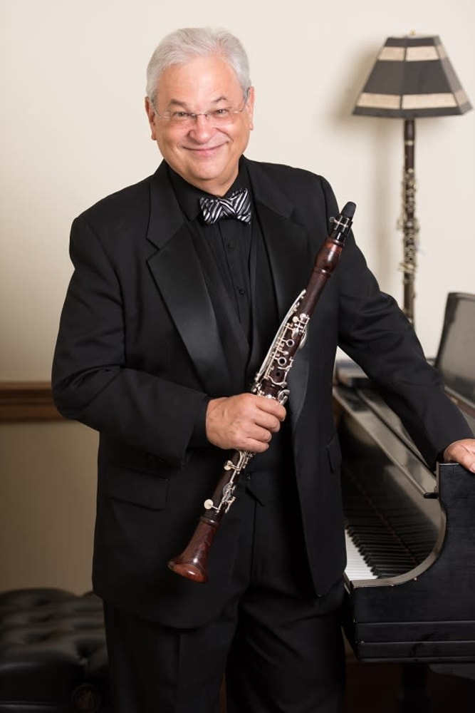 #5. David Shifrin, clarinet