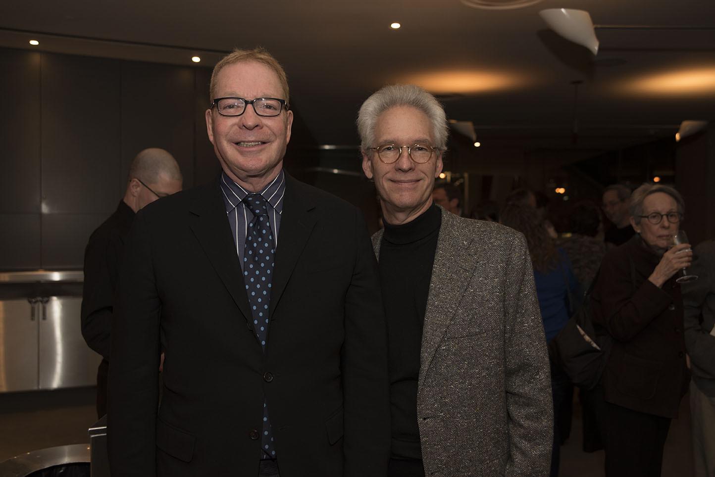 Neil Westreich, Kris Heinzelman
