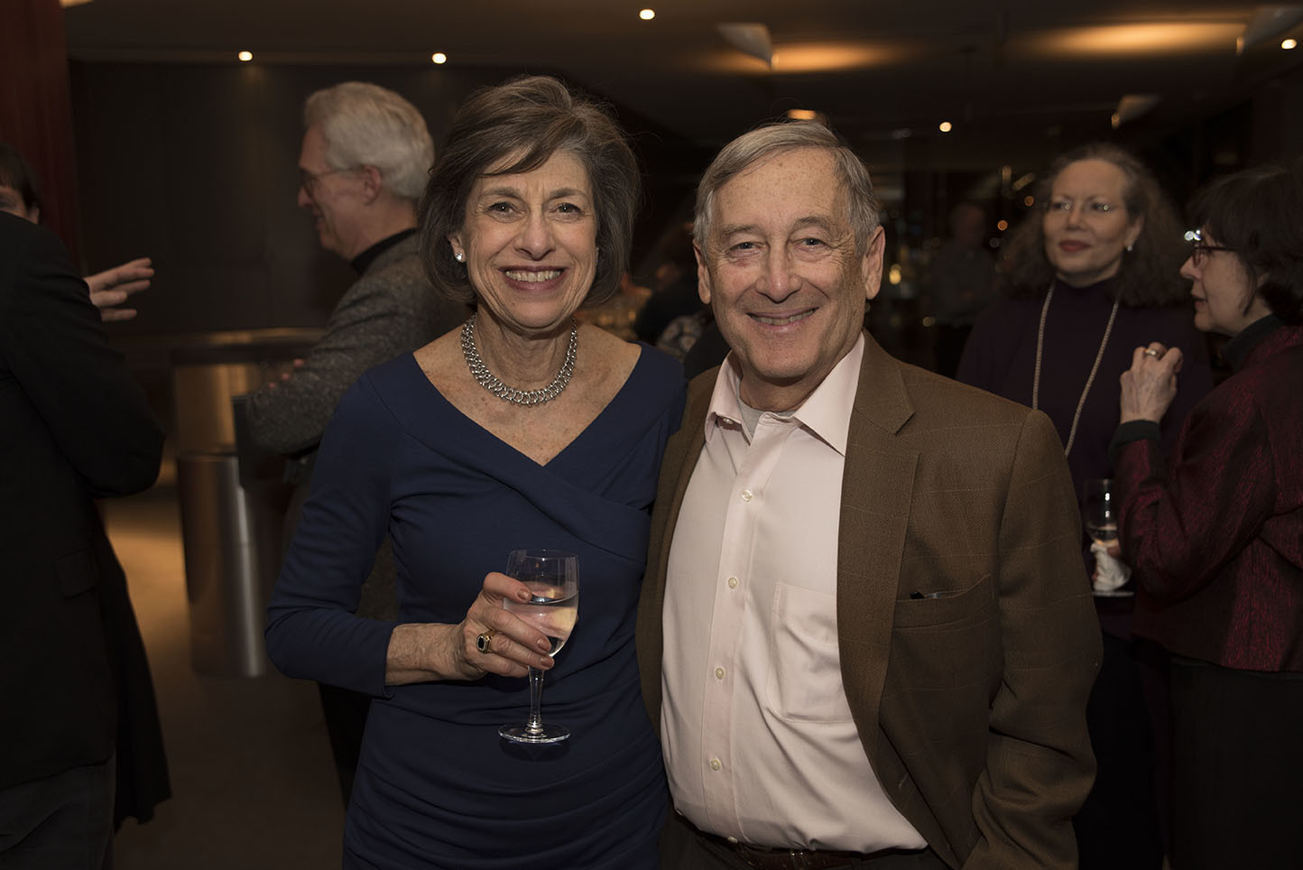 Ilene and Edward Lowenthal