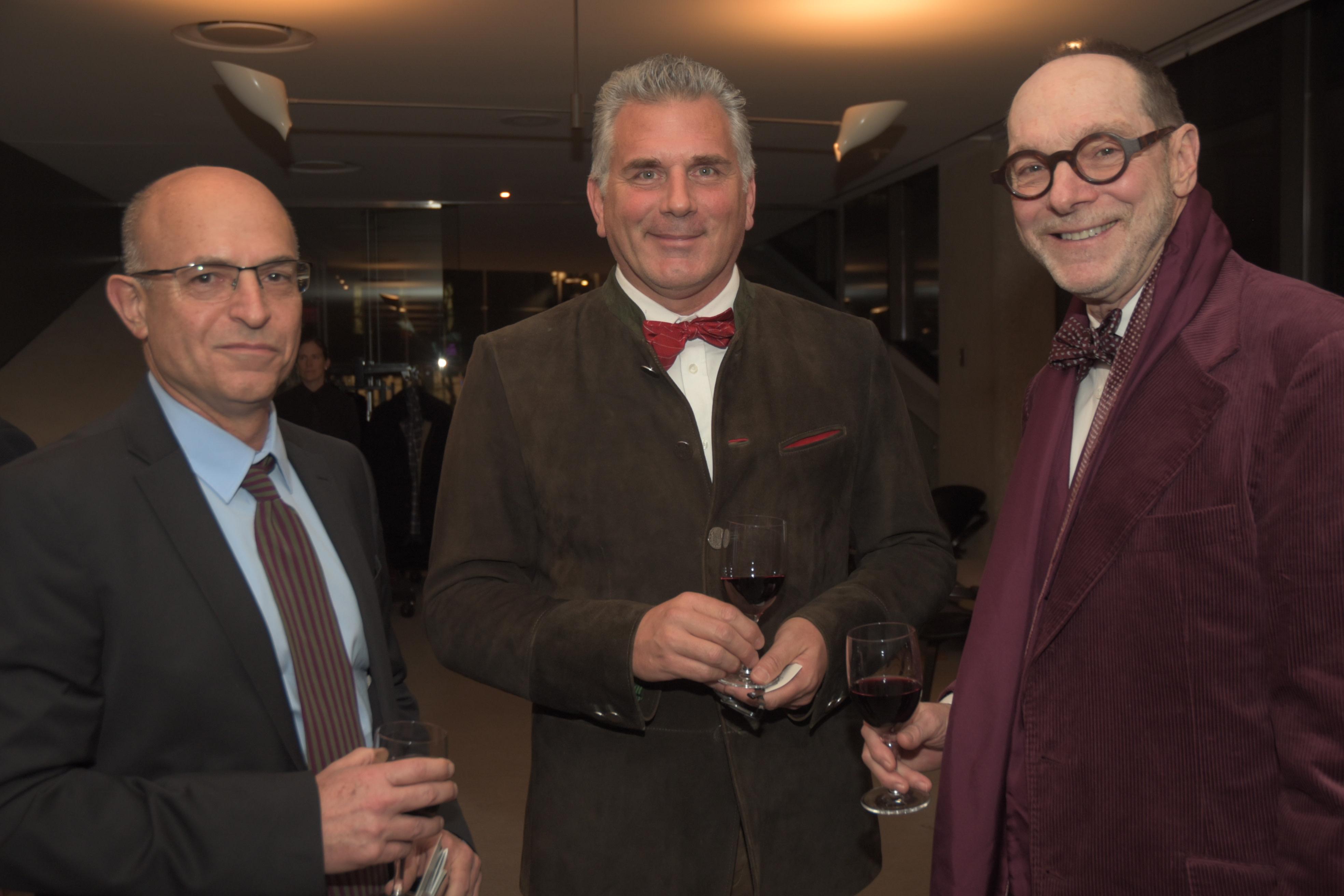 Yiftach Maas, Charlie Kashner, Gary Wasserman