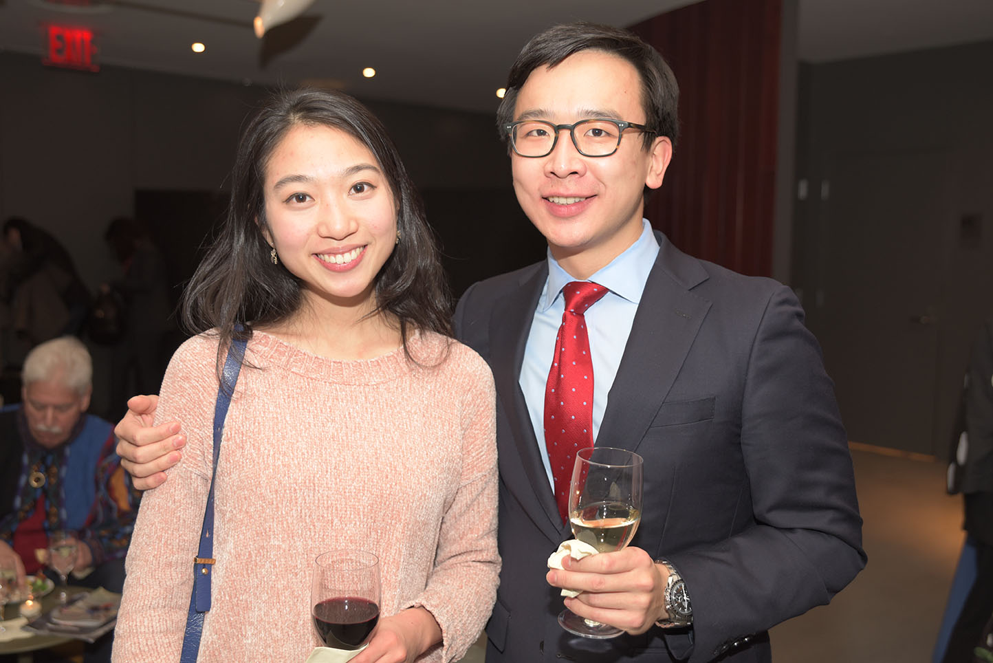 Stephanie Liu, Jason Nong