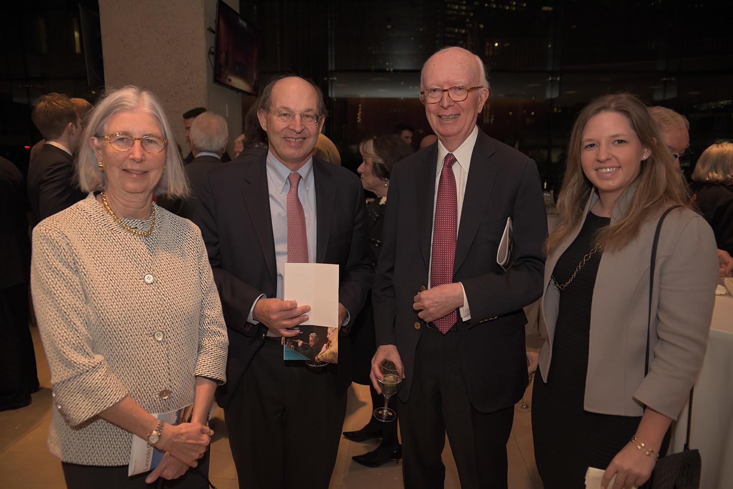 Jane Keegan, Walter Harris, Peter Keegan