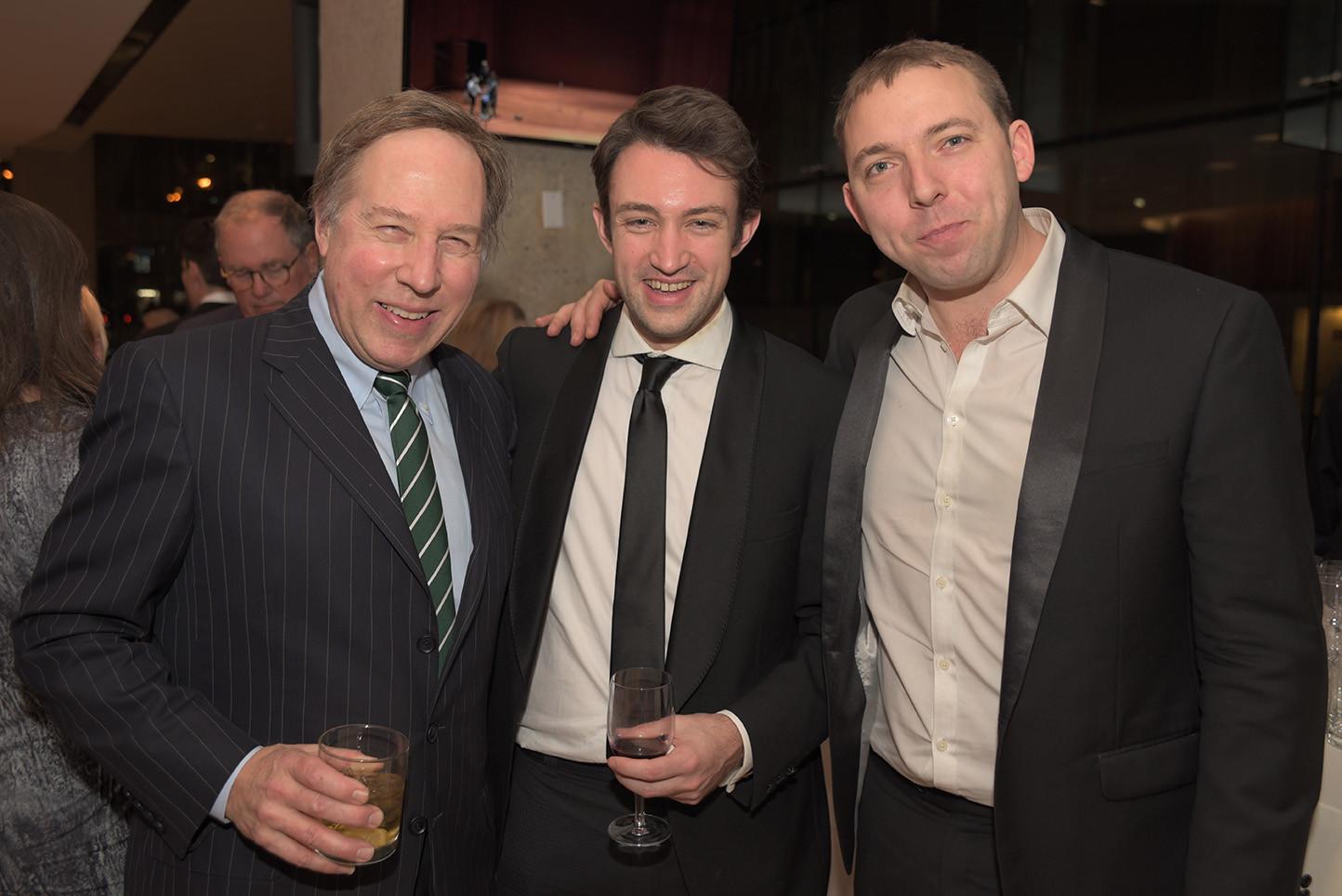 Paul Gridley, Adam Barnett-Hart, Brook Speltz
