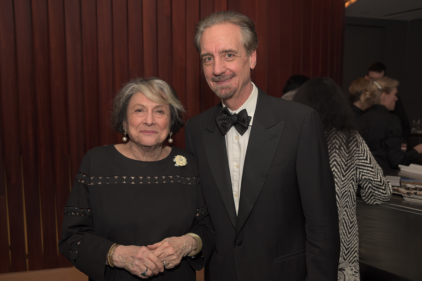 Phyllis Grann, David Finckel