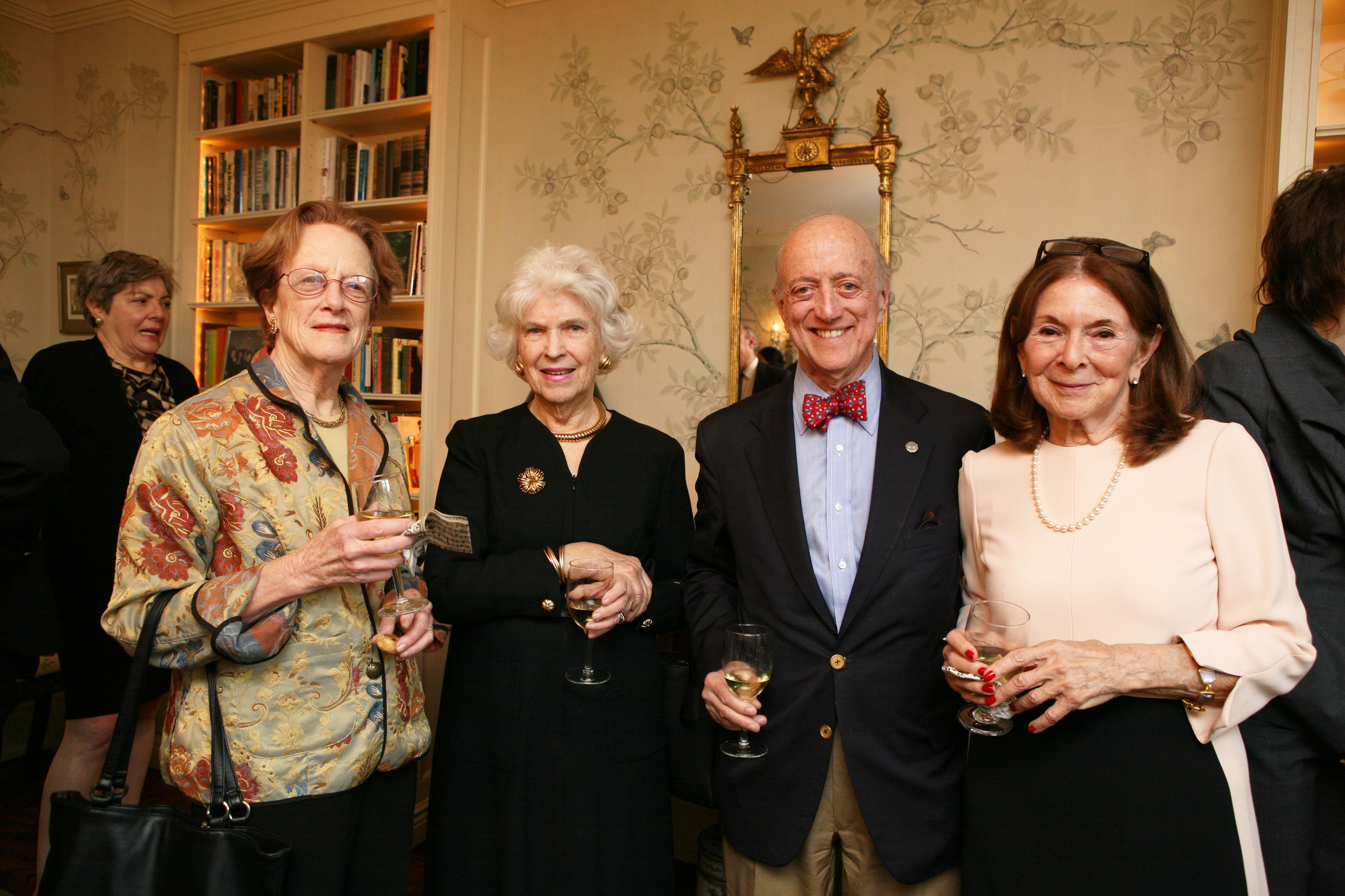 Elizabeth Flinn, Lynden Miller, Earl Weiner, Priscilla Kauff