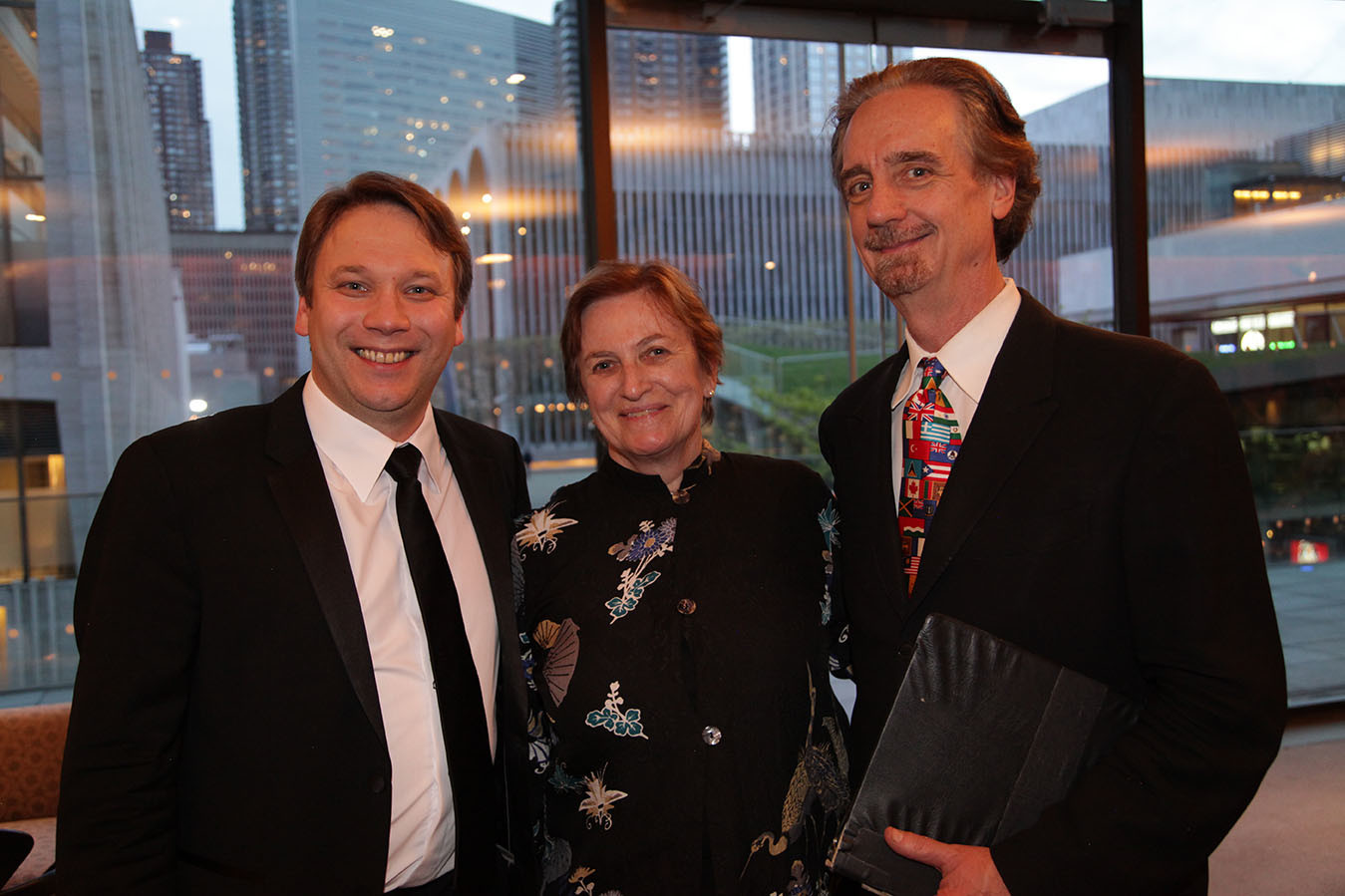 Dmitri Atapine, Ann Bowers, David Finckel
