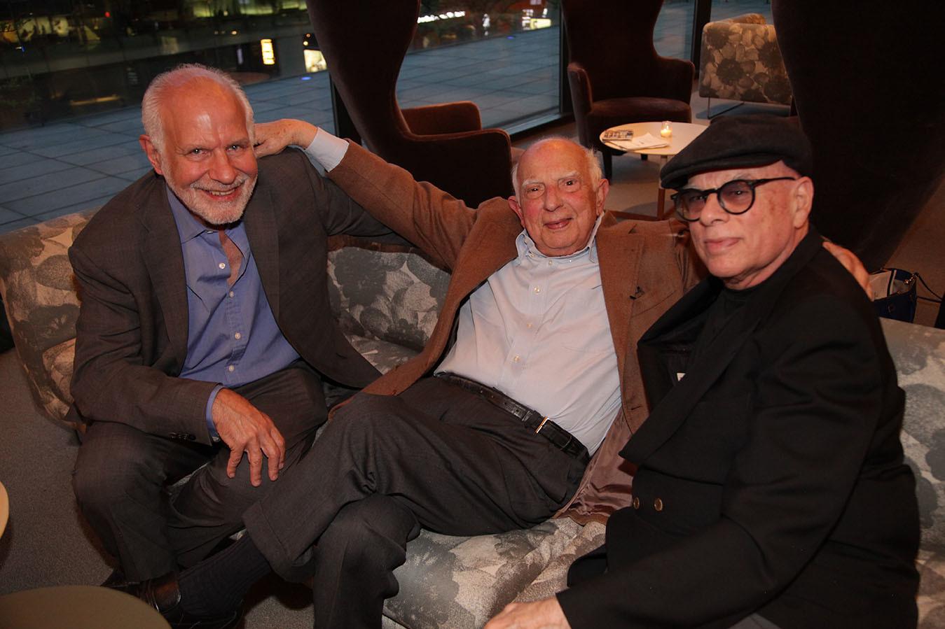 Lawrence Birnbach, Salvatore Vacca, Harold Goldstein