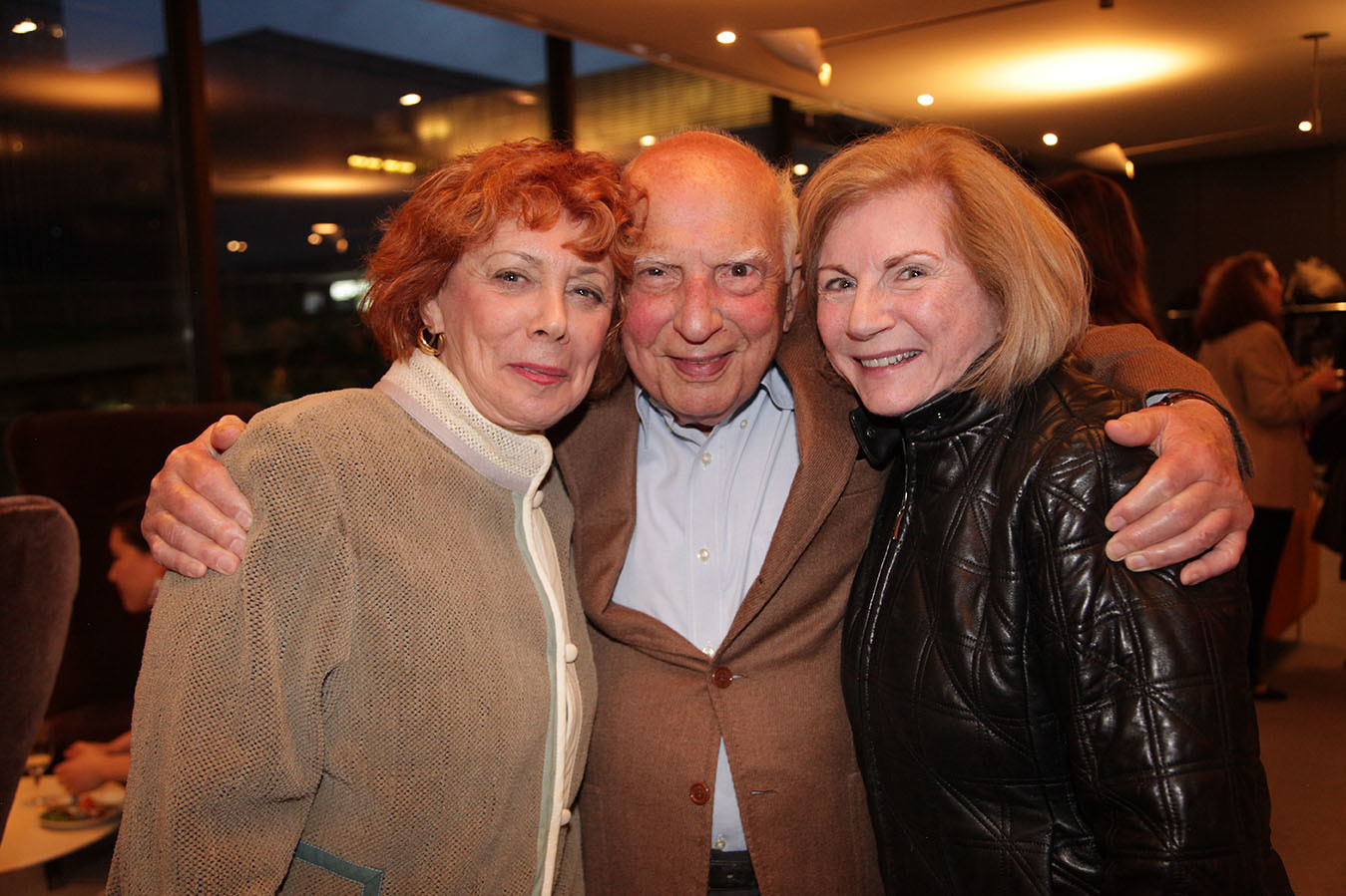 Judith Warren, Salvatore and Diane Vacca