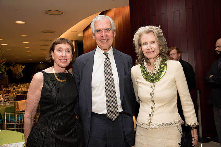 Suzanne Davidson, Philip and Alexandra Howard