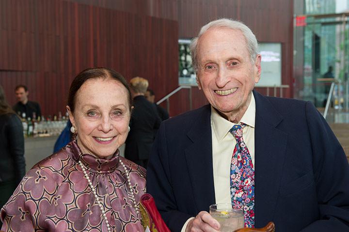 Judith Schlosser, Board member Herbert Schlosser