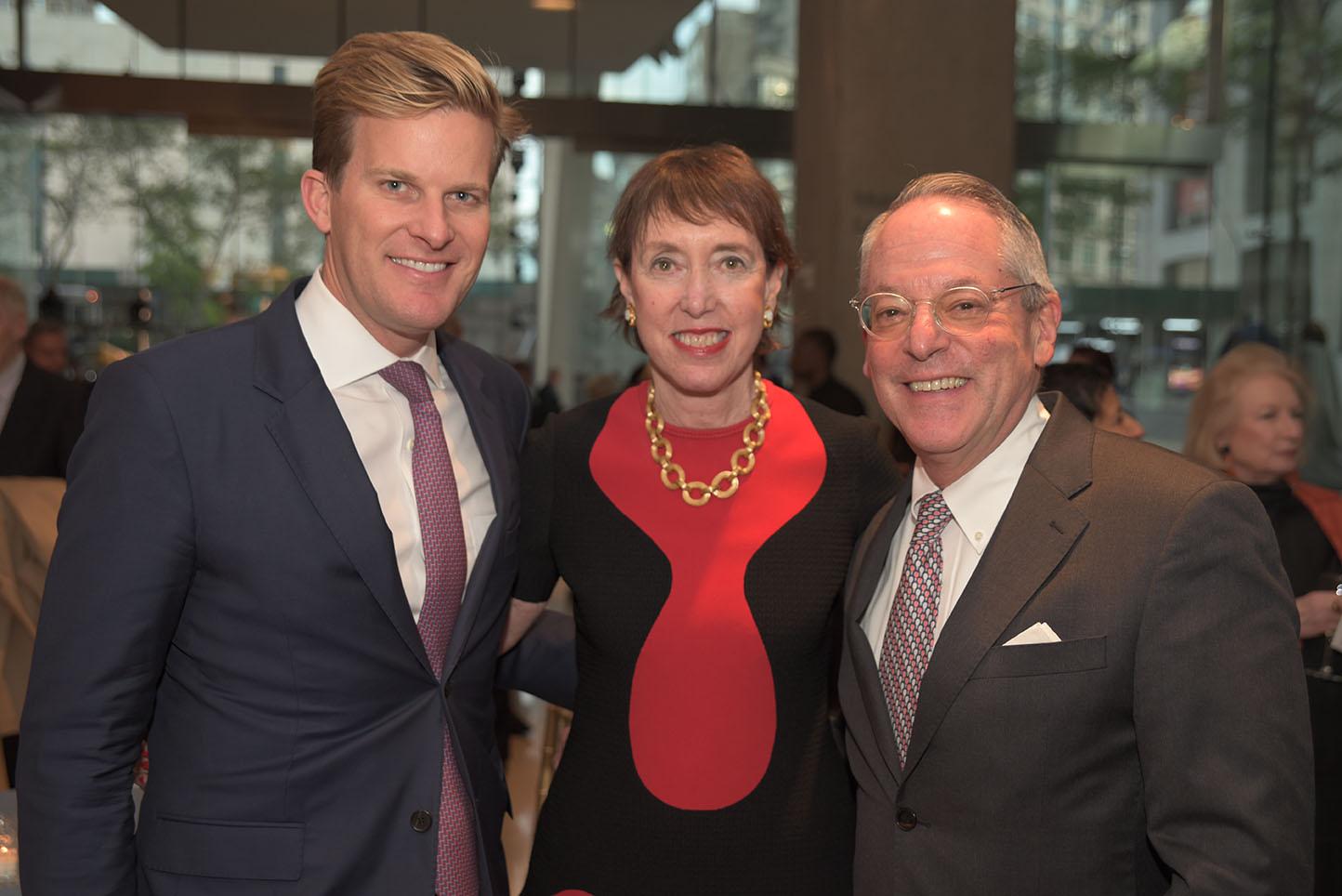 Guilford Robinson, Executive Director Suzanne Davidson, Ken Wyse