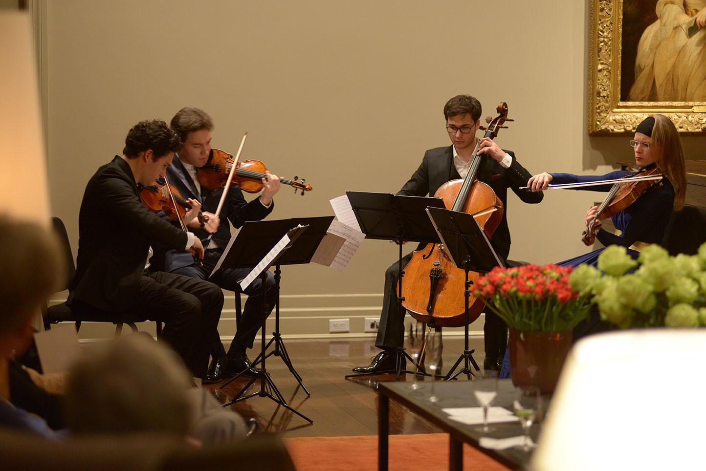 Schumann Quartet