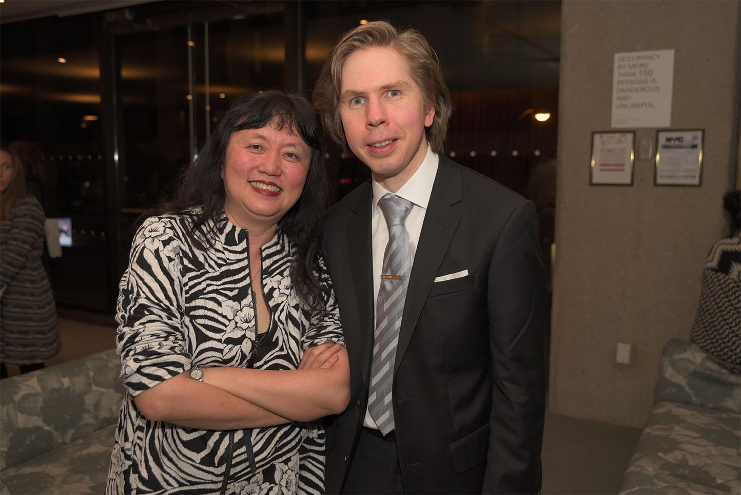 CMS Artistic Director Wu Han, Juho Pojhonen