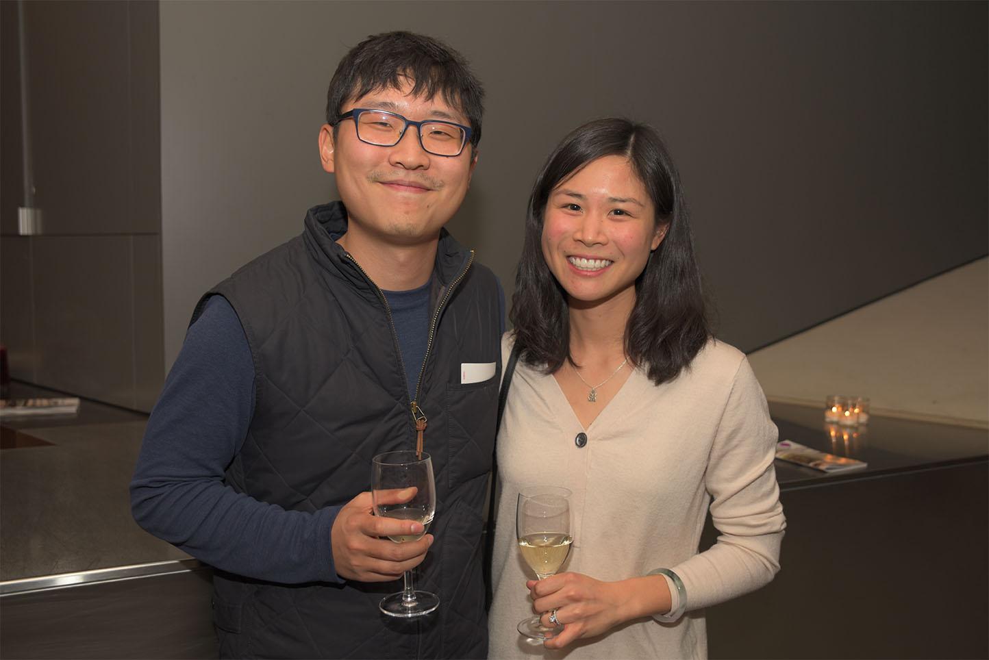 Joseph and Leanne Lim