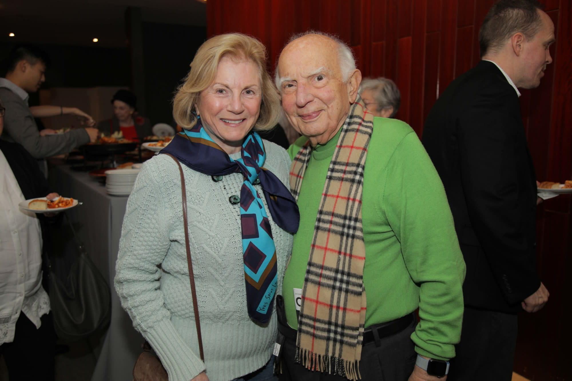 Diane and Salvatore Vacca