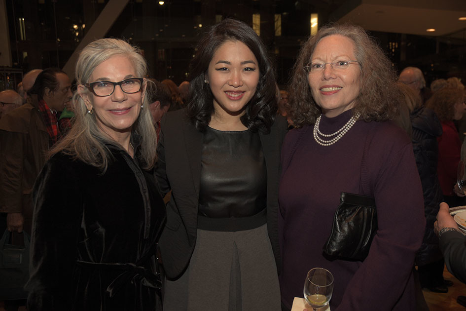 Suzanne Hoglund, Kristin Lee, Nell Dillon-Ermers