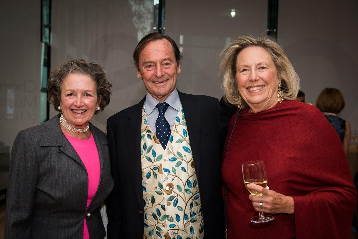 Coke Anne Wilcox, Board member Jarvis Wilcox, Board Emeriti Anne Coffin