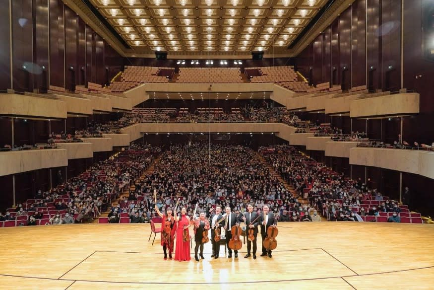 CMS Artists at National Concert Hall, Tapei