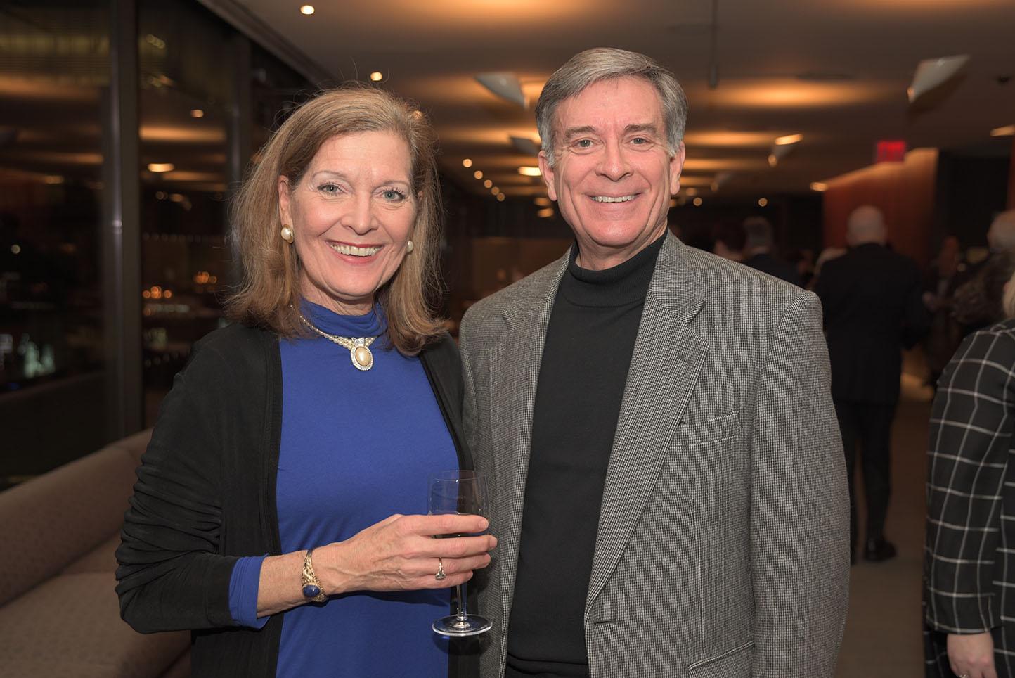Lucille and David Schultz