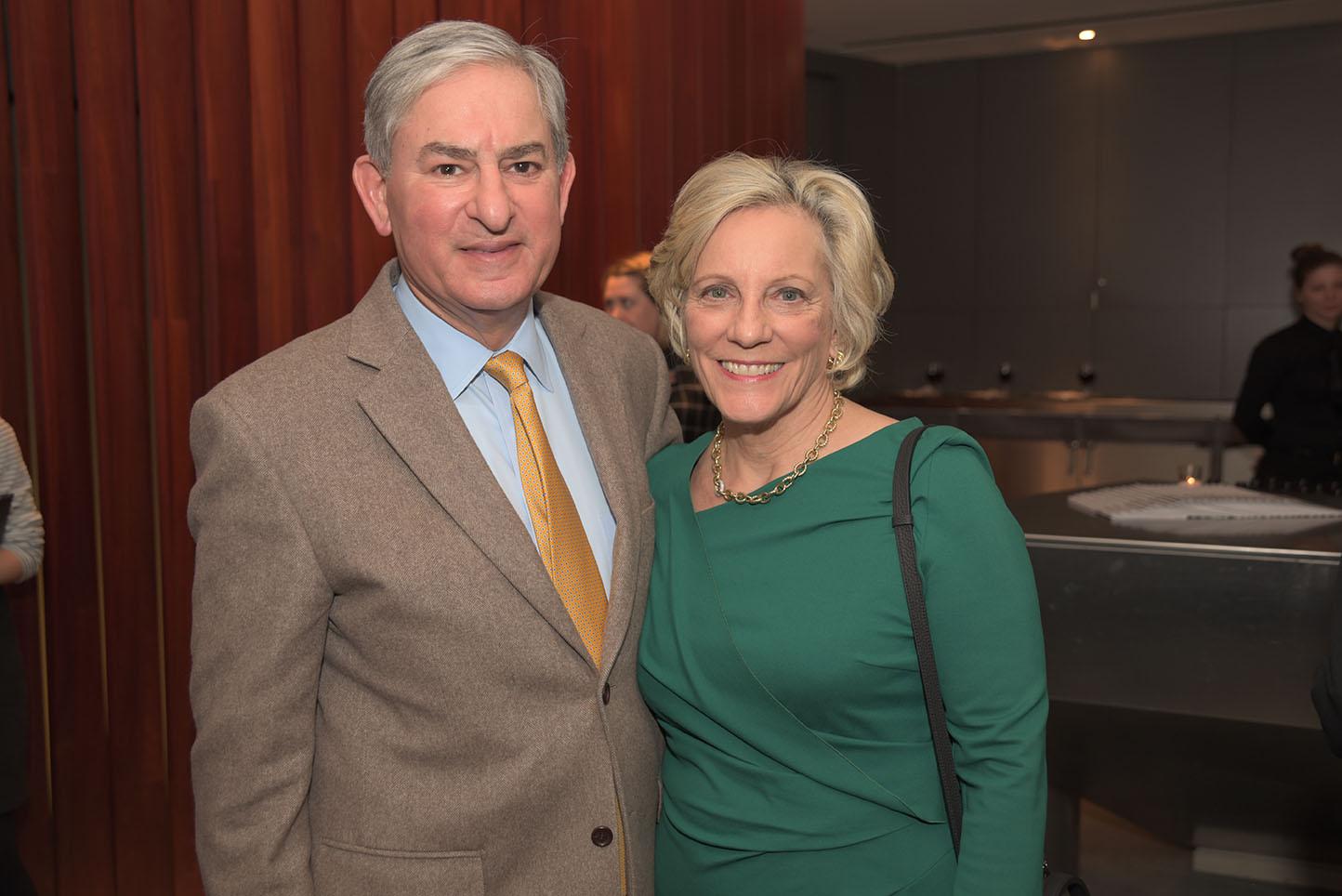 Roger and Jill Witten