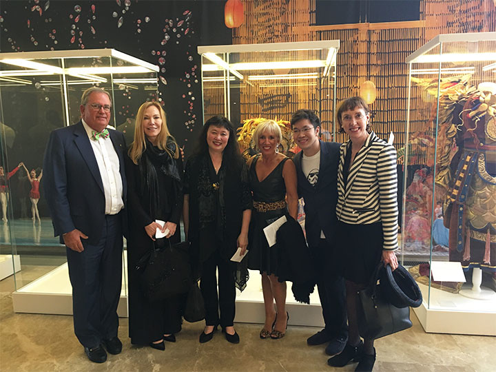 CMS Artists and Patrons at the Mariinsky
