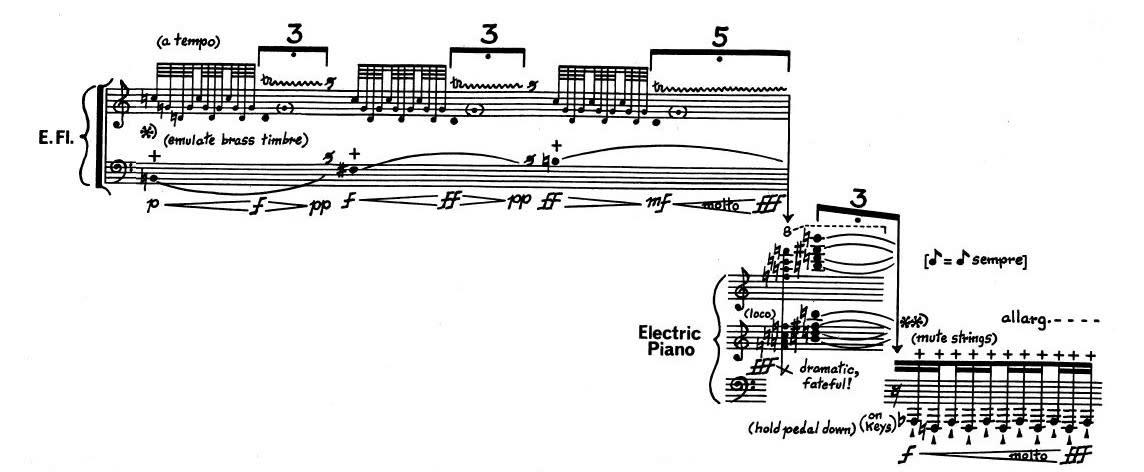 Crumb Sung Flute