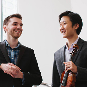 THE ART OF THE RECITAL: SEAN LEE & PETER DUGAN