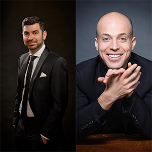 THE ART OF THE RECITAL: MICHAEL BROWN & ORION WEISS