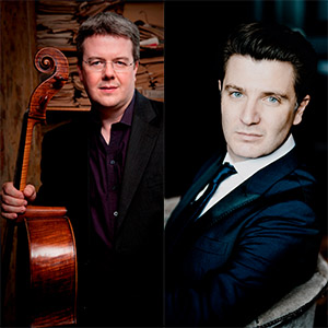 THE ART OF THE RECITAL: PAUL WATKINS & ALESSIO BAX
