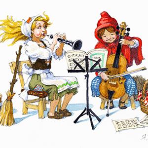 MEET THE MUSIC! MUSICAL FAIRY TALE