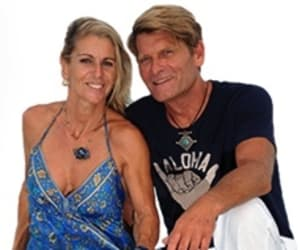 Kathrine et Serge Gasc