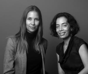 Julie Filiot Luyindula & Magali Chassard