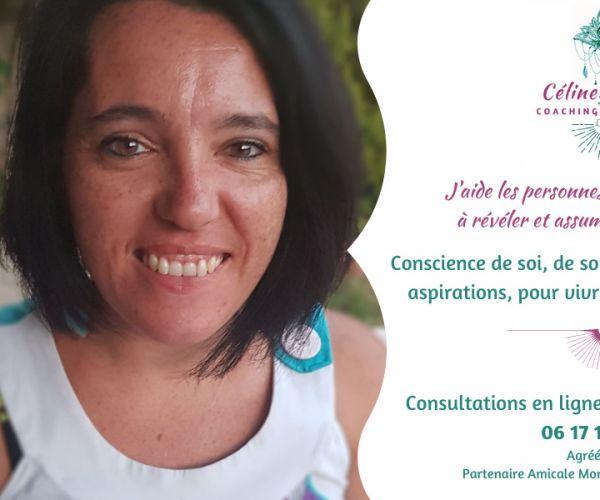 Céline Quilez - Rêv'Ailes Coaching & Guidances