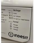 Lave-linge Lavante-séchante Indesit IWDC7145 4