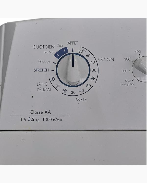 Lave-linge Ouverture par le haut Vedette VLT4137 2