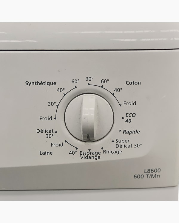 Lave-linge Ouverture frontale FAR L8600 3