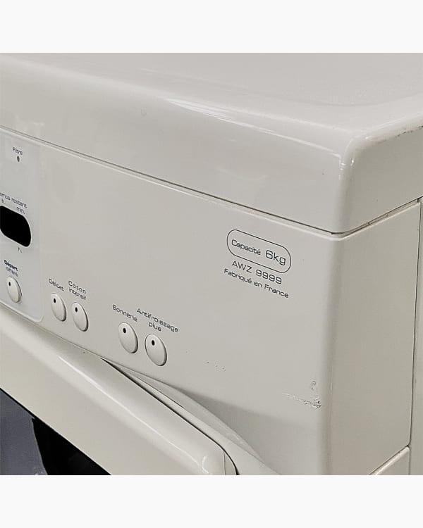 Sèche-linge Ouverture frontale Whirlpool AWZ9999 4