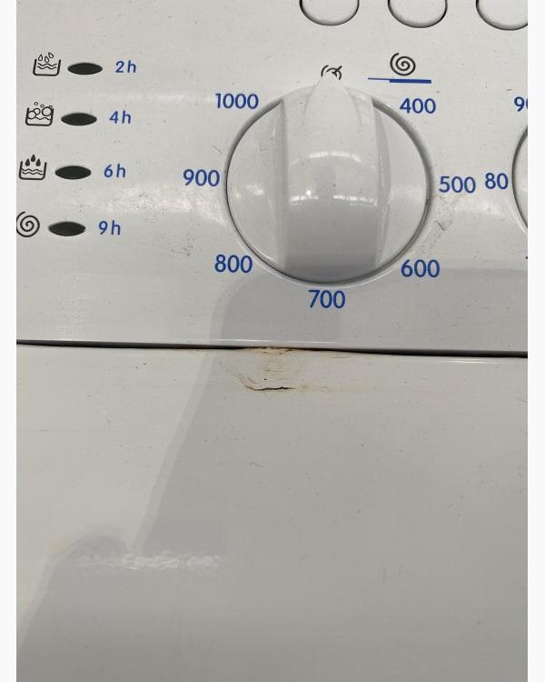 Lave-linge Ouverture par le haut indesit WITL100 4