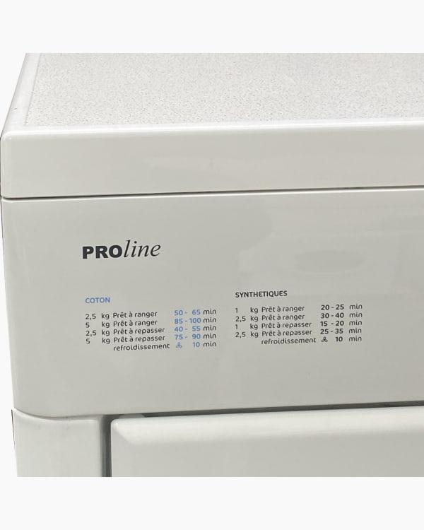 Sèche-linge Ouverture frontale Proline SLP108V 2