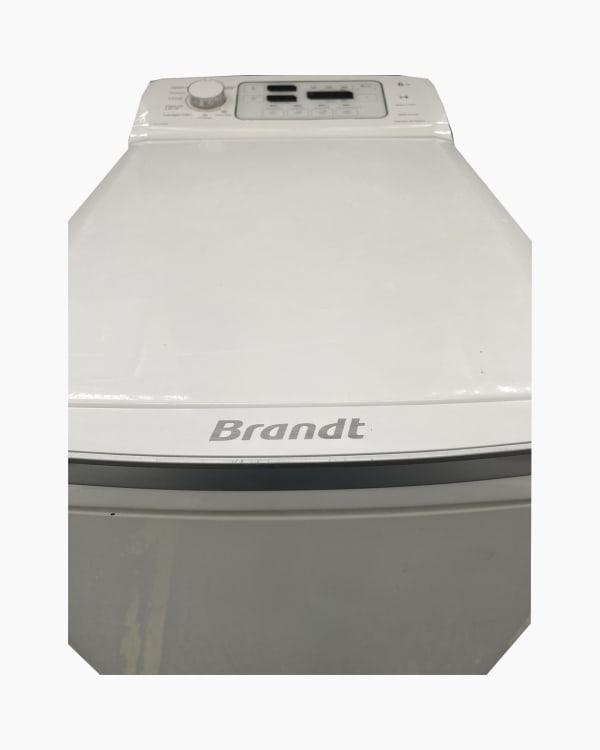 Lave-linge Ouverture par le haut Brandt WTC1299SF 3