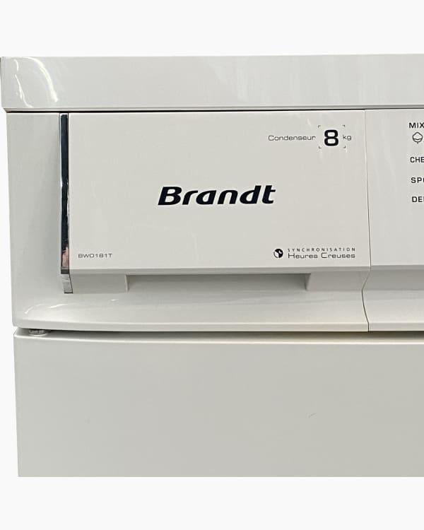 Sèche-linge Ouverture frontale Brandt BWD181T 2