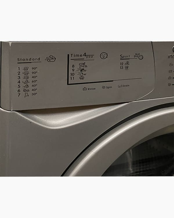 Lave-linge Ouverture frontale indesit WIL105SEX 2