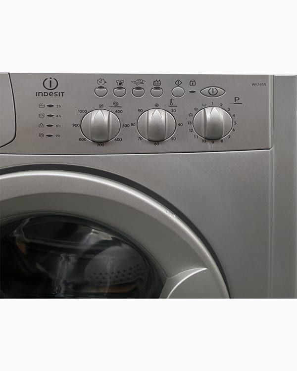 Lave-linge Ouverture frontale indesit WIL105SEX 3