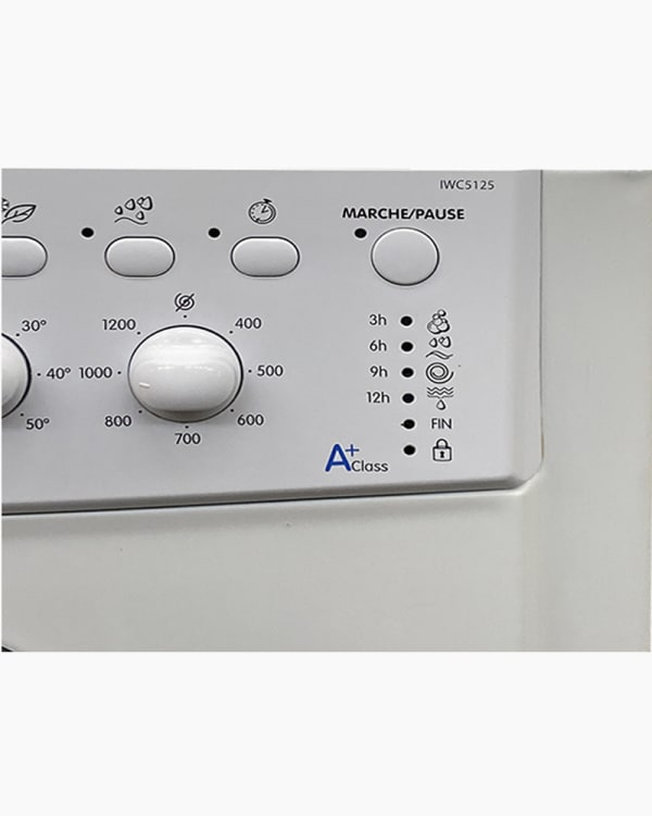Lave-linge Ouverture frontale indesit IWCS5125 3
