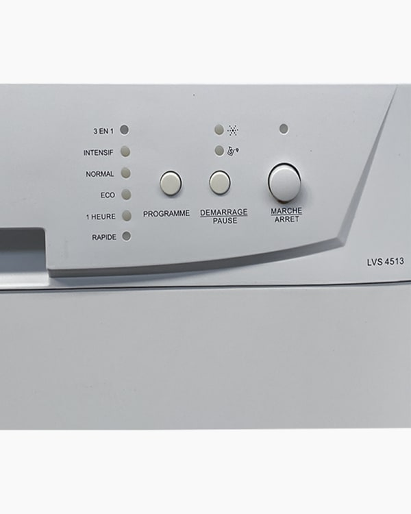 Lave-vaisselle Pose libre saba LVS 4513 2