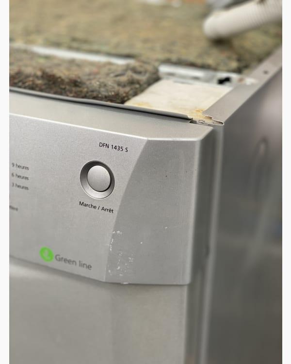 Lave-vaisselle Pose libre Beko DFN1435S 2
