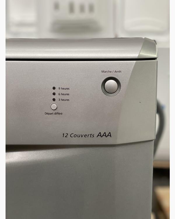 Lave-vaisselle Pose libre Beko DFN 1530 S 2