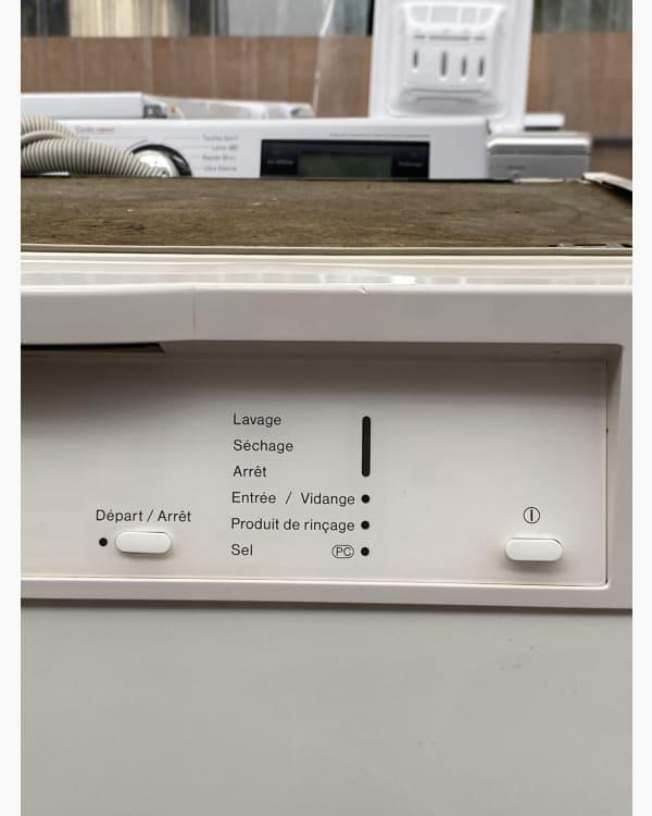 Lave-vaisselle Pose libre Miele G1150SC 3