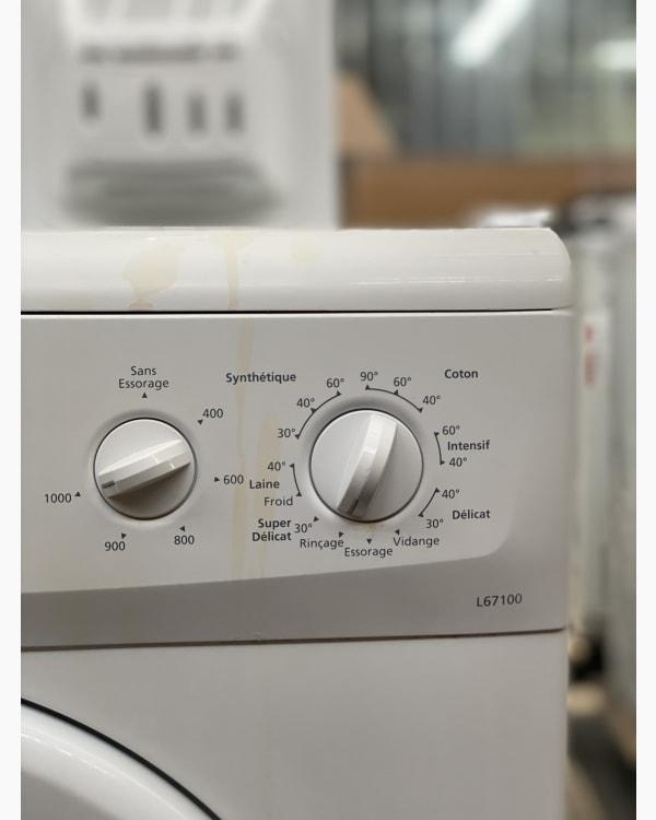 Lave-linge Ouverture frontale FAR L67100 2